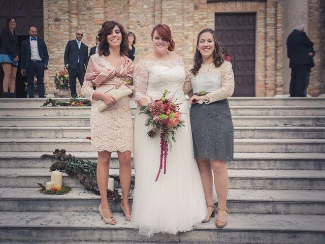 Il matrimonio di Jacopo e Giulia a Volta Mantovana, Mantova 45