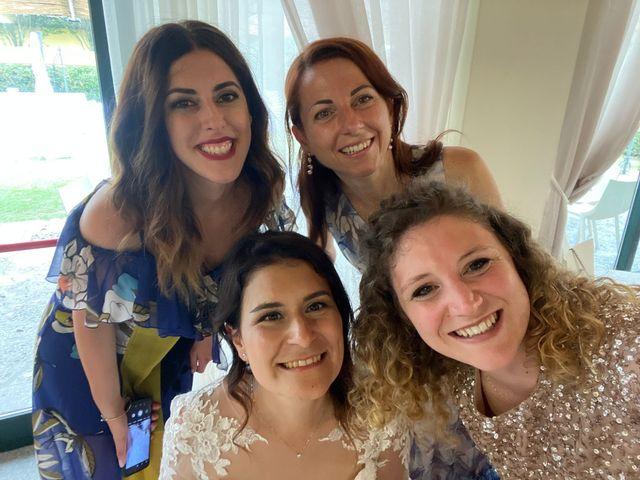 Il matrimonio di Domenico  e Stefania a Carpiano, Milano 4