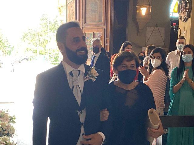 Il matrimonio di Domenico  e Stefania a Carpiano, Milano 6