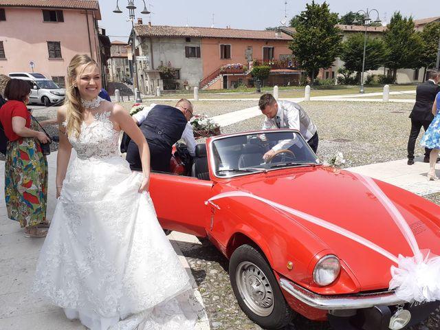 Il matrimonio di Mattia e Lisa a Pedrengo, Bergamo 4