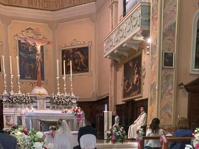 Il matrimonio di Mattia e Lisa a Pedrengo, Bergamo 2