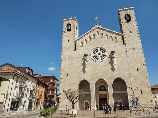 Il matrimonio di Alberto e Simona a Bergamo, Bergamo 11