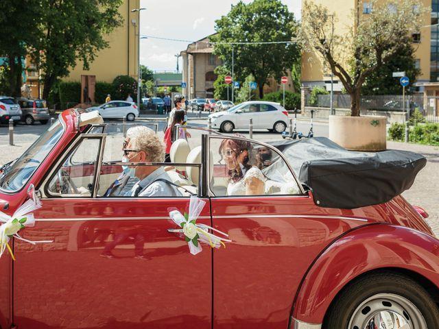 Il matrimonio di Alberto e Simona a Bergamo, Bergamo 13