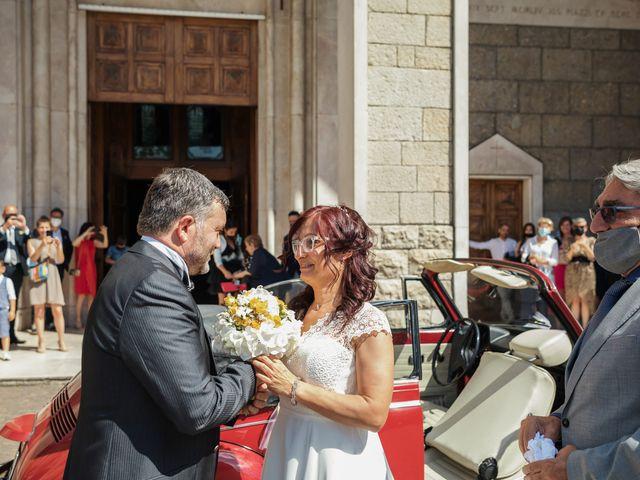 Il matrimonio di Alberto e Simona a Bergamo, Bergamo 14
