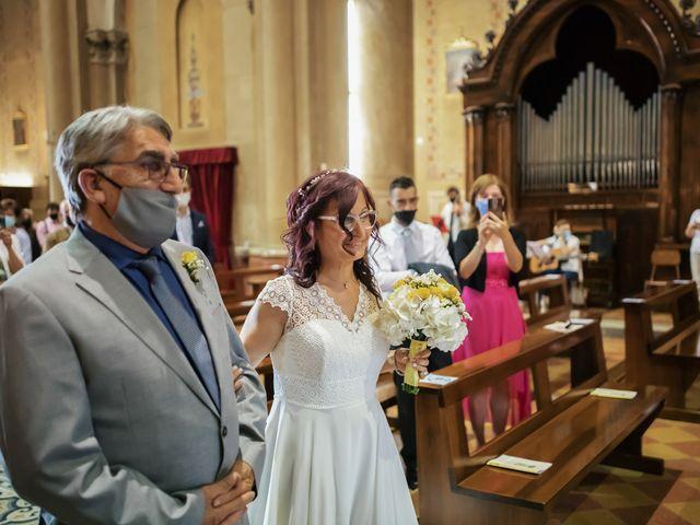 Il matrimonio di Alberto e Simona a Bergamo, Bergamo 15