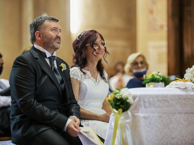 Il matrimonio di Alberto e Simona a Bergamo, Bergamo 17