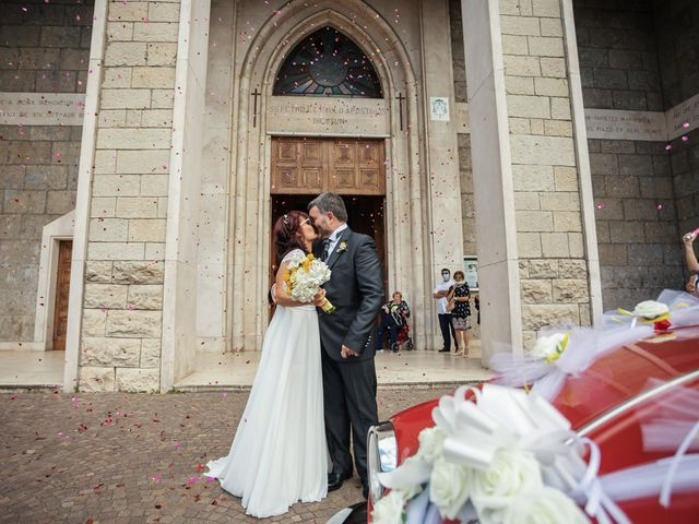 Il matrimonio di Alberto e Simona a Bergamo, Bergamo 25