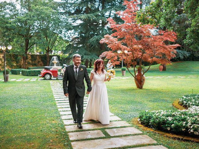 Il matrimonio di Alberto e Simona a Bergamo, Bergamo 32