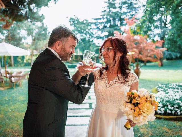 Il matrimonio di Alberto e Simona a Bergamo, Bergamo 33