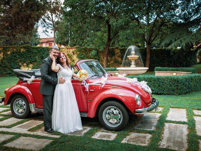Il matrimonio di Alberto e Simona a Bergamo, Bergamo 39