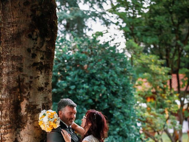 Il matrimonio di Alberto e Simona a Bergamo, Bergamo 44