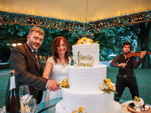 Il matrimonio di Alberto e Simona a Bergamo, Bergamo 55