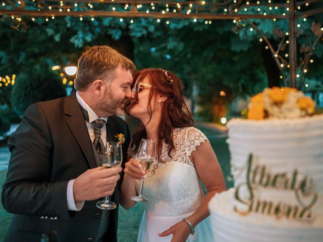 Il matrimonio di Alberto e Simona a Bergamo, Bergamo 57