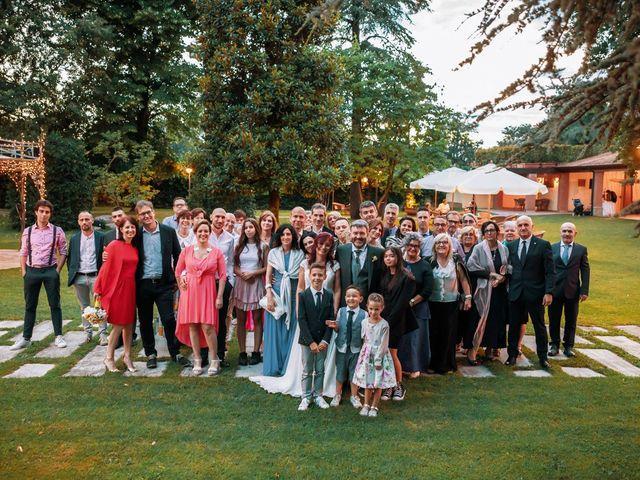 Il matrimonio di Alberto e Simona a Bergamo, Bergamo 61