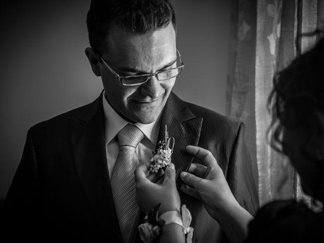 Il matrimonio di Andrea e Romina a Montecassiano, Macerata 8