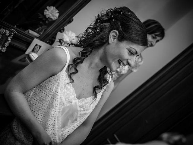 Il matrimonio di Andrea e Romina a Montecassiano, Macerata 13