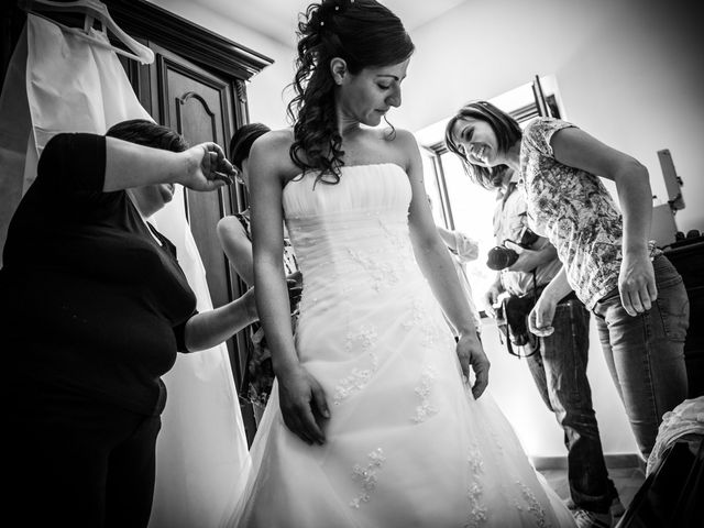 Il matrimonio di Andrea e Romina a Montecassiano, Macerata 18