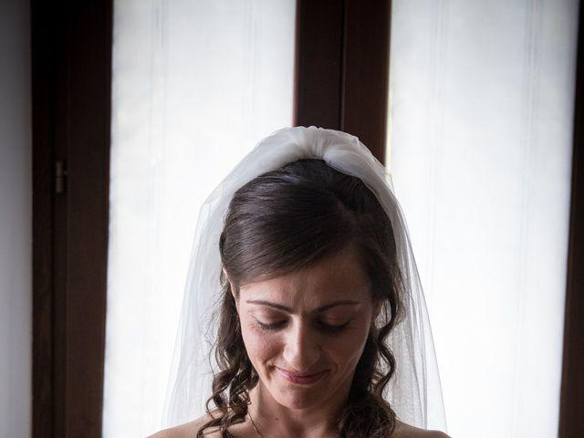 Il matrimonio di Andrea e Romina a Montecassiano, Macerata 22