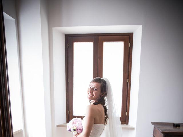 Il matrimonio di Andrea e Romina a Montecassiano, Macerata 23