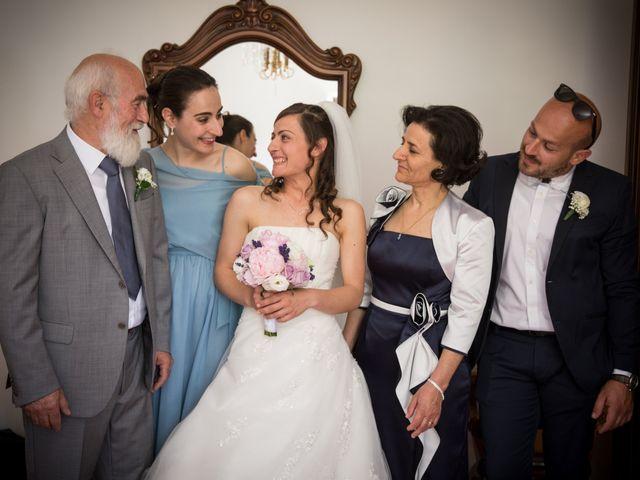 Il matrimonio di Andrea e Romina a Montecassiano, Macerata 24