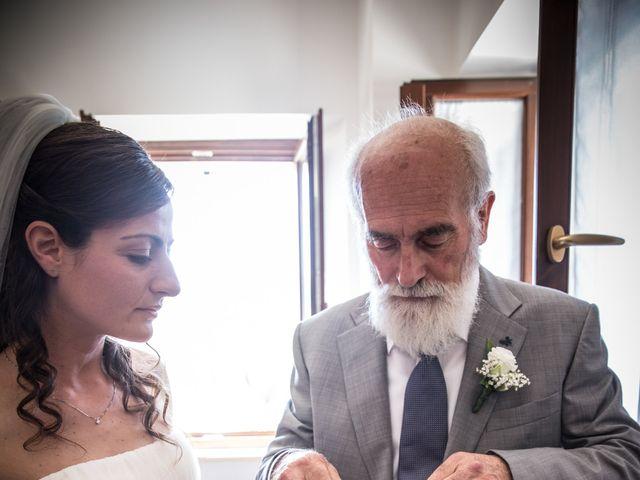 Il matrimonio di Andrea e Romina a Montecassiano, Macerata 25