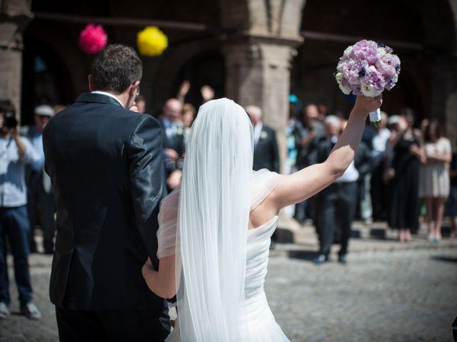 Il matrimonio di Andrea e Romina a Montecassiano, Macerata 26