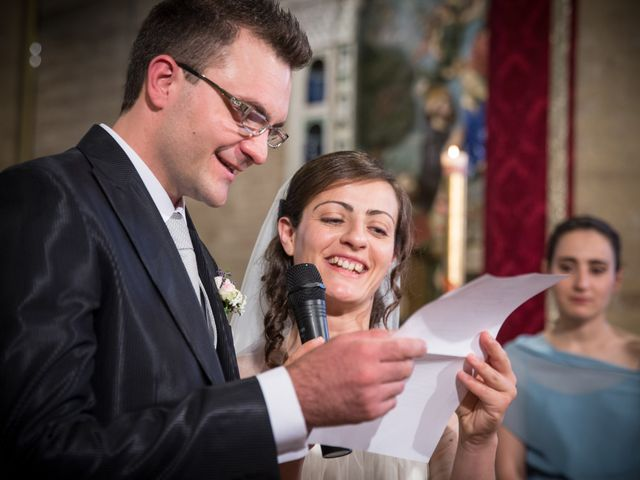 Il matrimonio di Andrea e Romina a Montecassiano, Macerata 29