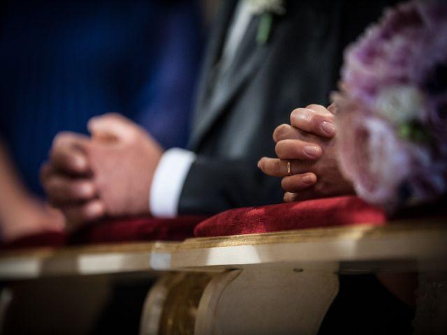 Il matrimonio di Andrea e Romina a Montecassiano, Macerata 30