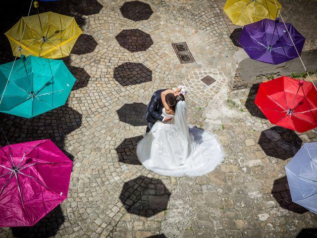 Il matrimonio di Andrea e Romina a Montecassiano, Macerata 34