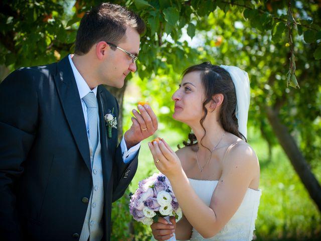 Il matrimonio di Andrea e Romina a Montecassiano, Macerata 35