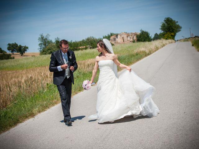 Il matrimonio di Andrea e Romina a Montecassiano, Macerata 37