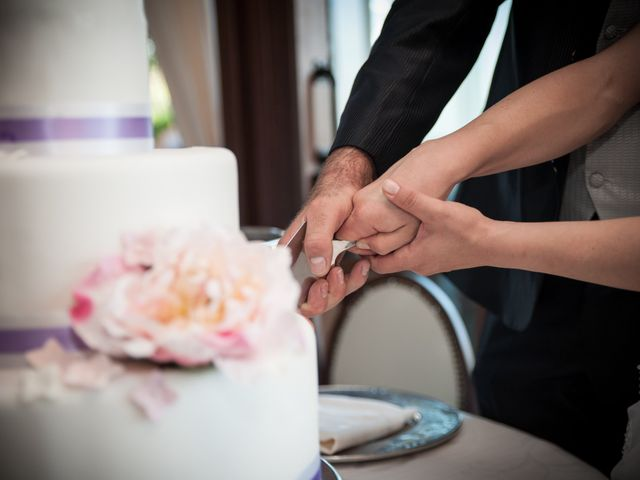 Il matrimonio di Andrea e Romina a Montecassiano, Macerata 40