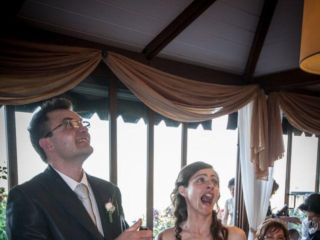Il matrimonio di Andrea e Romina a Montecassiano, Macerata 41