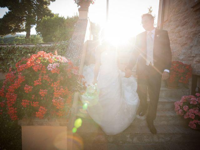 Il matrimonio di Andrea e Romina a Montecassiano, Macerata 42