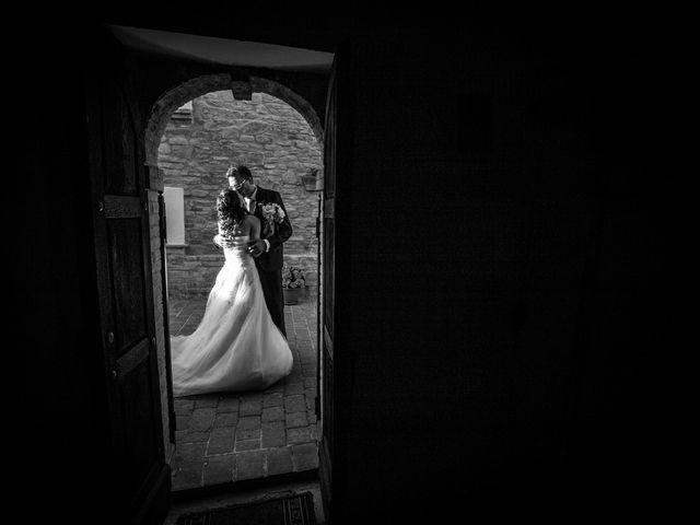 Il matrimonio di Andrea e Romina a Montecassiano, Macerata 44