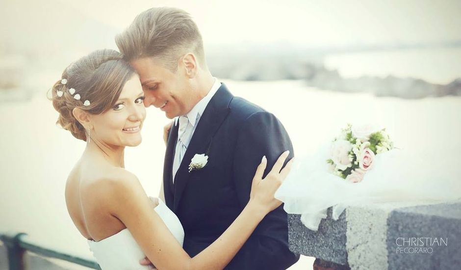 Il matrimonio di Salvatore e Paola a Salerno, Salerno