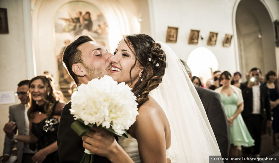 Il matrimonio di Marco e Silvia a Codroipo, Udine