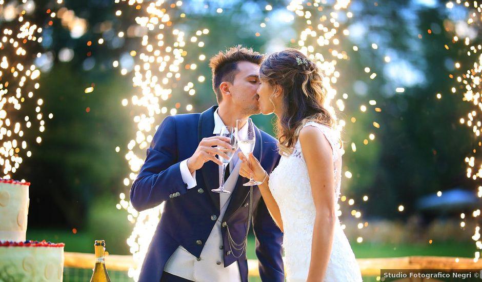 Il matrimonio di Alessandro e Federica a Barengo, Novara