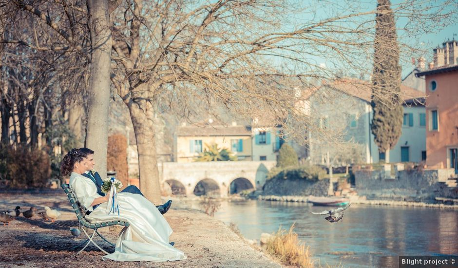Il matrimonio di Francesco e Marica a Mantova, Mantova
