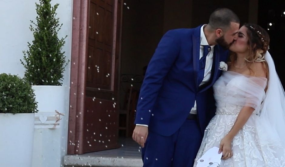 Il matrimonio di Gianluca e Sarah  a Crotone, Crotone