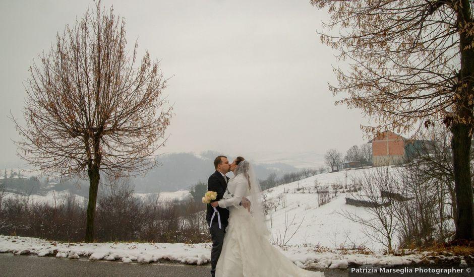 Il matrimonio di Walter e Eleonora a Frassinello Monferrato, Alessandria
