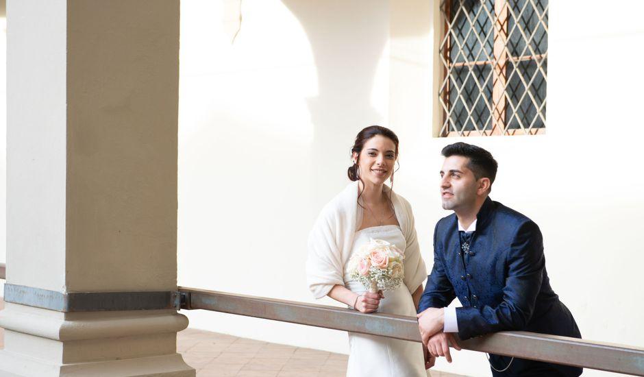 Il matrimonio di Giuseppe e Xenia a Cerreto Guidi, Firenze