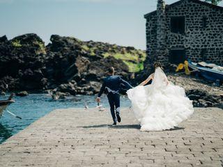 Le nozze di Veronica e Alfio