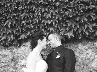 Le nozze di Maria Francesca e Vanni