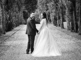 Le nozze di Francesca e Antonino