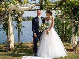 Le nozze di Carmen e Daniele