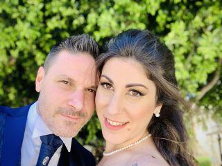 Le nozze di Nicola e Roberta