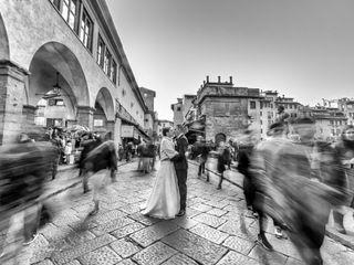 Le nozze di Martina e Taoufiq