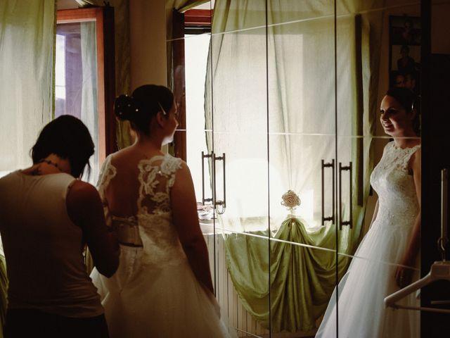 Il matrimonio di Damiano e Ramona a Pescia, Pistoia 14
