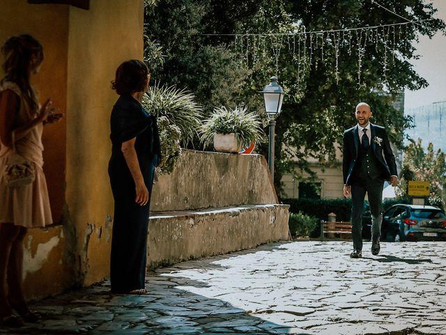 Il matrimonio di Damiano e Ramona a Pescia, Pistoia 18